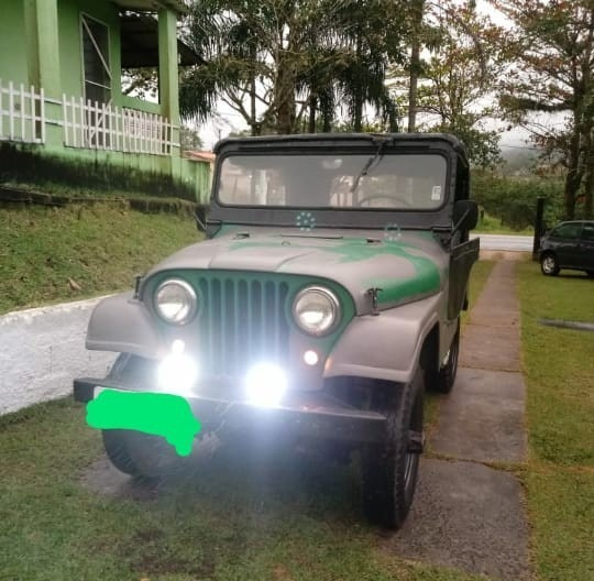 Jeep Willis 57
