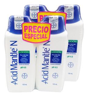 Acid Mantle Loción 480 Ml, Acetato De Aluminio Bayer + Envío