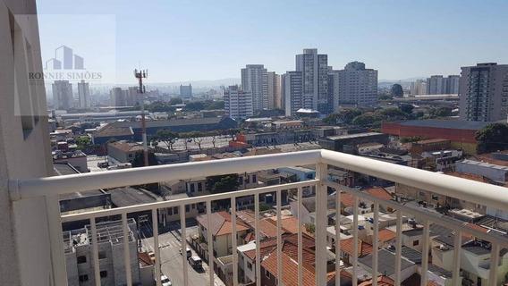 Sala Para Alugar, Mooca, 44 M² - São Paulo/sp - Sa0397