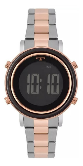 Relógio Feminino Digital Rose Misto Technos 100% Original