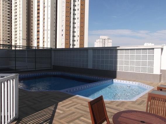 Apartamento Em Vila Pires, Santo André/sp De 65m² 2 Quartos À Venda Por R$ 400.000,00 - Ap295053
