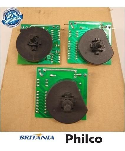 Kit 3 Chaves De Vel De Liquidificador Philco E Britânia
