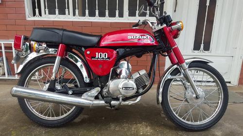 Clasica Suzuki A 100