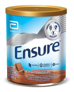 Ensure Advance Polvo Chocolate X 400 Gr