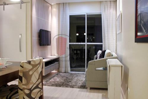 Imagem 1 de 14 de Apartamento - Parque Da Mooca - Ref: 4121 - V-4121