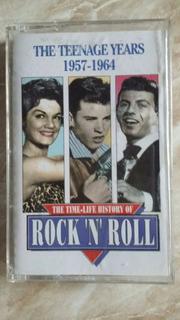 Cassette The Teenage Years 1957-1964 Rock N Roll