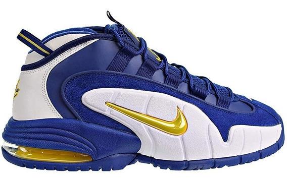 Tenis Nike Air Max Penny 1 Warriors