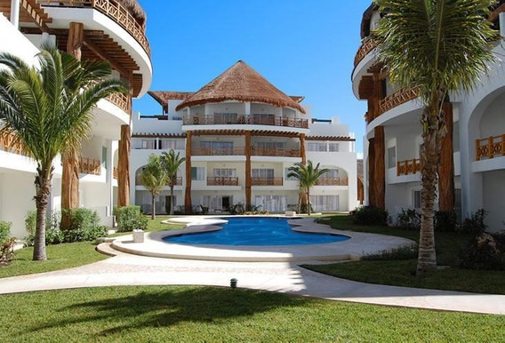 Departamento En Renta Muuyal, Quadra Alea, Playa Del Carmen
