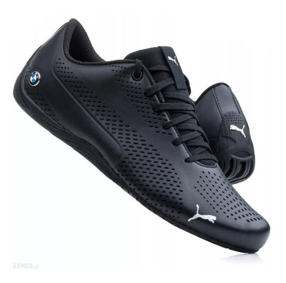 Zapatillas Puma Bmw Drift Cat 5 Ultra Il Negras Envio Gratis