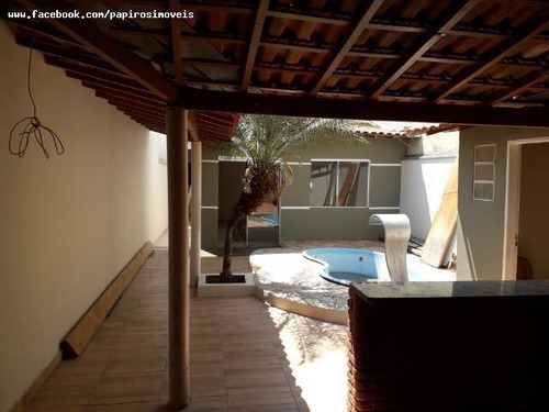 Imagem 1 de 10 de Casa Para Venda Em Tatuí, Residencial São Conrado, 1 Dormitório, 2 Banheiros, 2 Vagas - 666_1-1664549