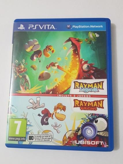 Rayman Psvita 2in1 Colecionador