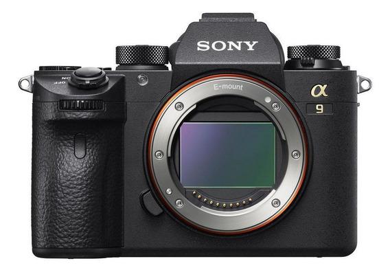 Sony Alpha 9 mirrorless cor preto