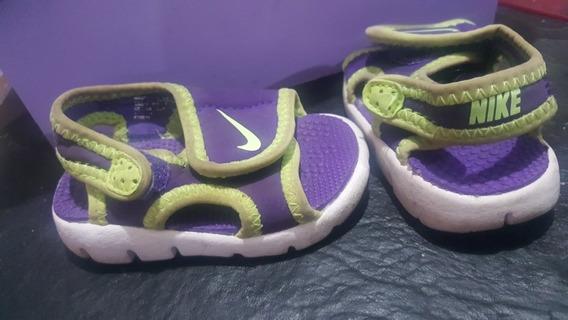 Sandalias Nike Bebé Importadas Unisex