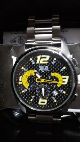 Relógio Da Everlast --topissimo!!
