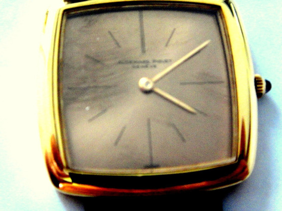 Relógio Audemars Piquet A Corda De Ouro 18l