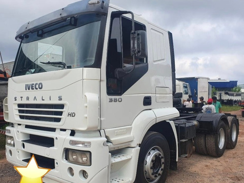 Iveco 380 Ano 2007 Truck