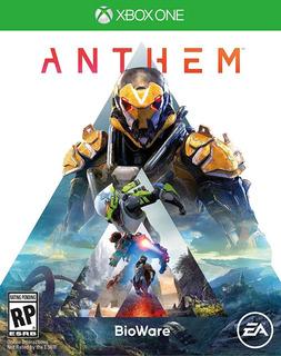 Anthem Xbox One Nuevo En Español