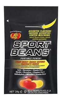 Surtido De Gomitas Energéticas Sport Beans 28 G Caja 24 Pzs.