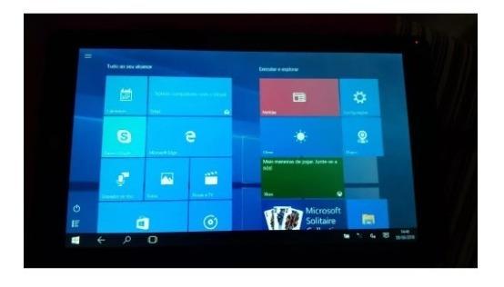 Tablet/notebook - Multilaser M8w Windows 10 Leia A Descrição
