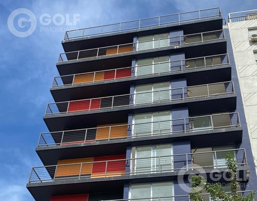 Vendo Apartamento De 1 Dormitorio Con Terraza Lateral, A Estrenar, Garaje Opcional, Pocitos