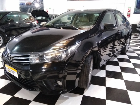 Toyota Corolla 1.8 Seg Mt 2014 Negro Ljz