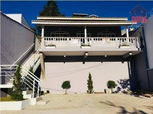 Casa Residencial À Venda, Jardim Paraiso, Mairiporã. - Ca0357