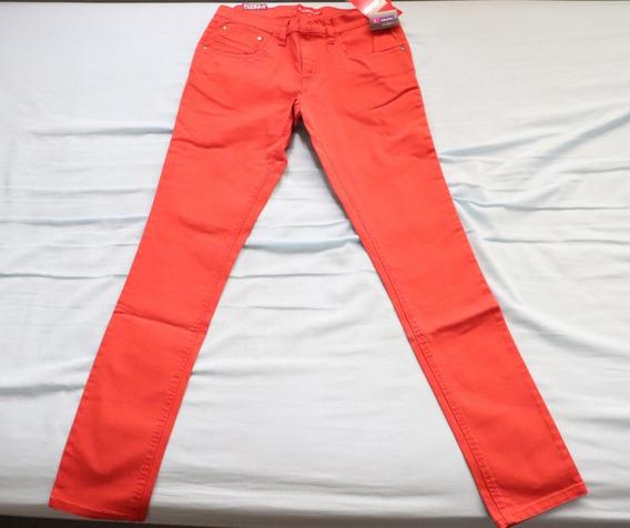 Pantalón Mezclilla Ultra Skinny Non Stop Talla 28 Hombre