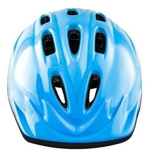 Capacete Bike Infantil Corsa Kids Pz-11 Azul Tamanho P