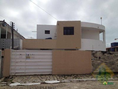 Casa Com 3 Dormitórios À Venda, 300 M² Por R$ 750.000 - Ponta De Campina - Cabedelo/pb - Cod Ca0060 - Ca0060