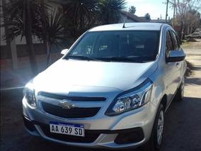 Chevrolet Agile Lt 1.4 Nafta 2016 Impecable Estado