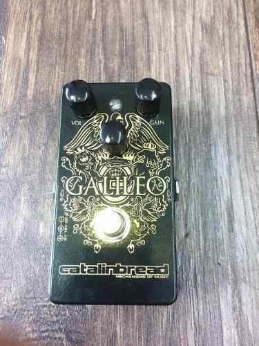 Pedal Catalinbread Galileo Mkii - Brian May Em Um Pedal + Nf