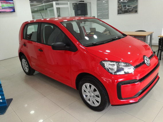 0km Volkswagen Up! 1.0 Take Up! Aa 75cv 5p Linea Nueva Vw 01