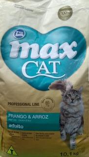 Max Gato Adulto X 10 Kls + Envio Gratis