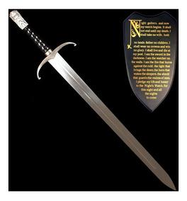 Espada Do Lobo Jon Snow Game Of Thrones - Got - Garra Longa