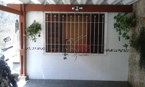 Sobrado À Venda, 132 M² Por R$ 400.000,00 - Parque Anhangüera - São Paulo/sp - So0449