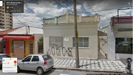 Oportunidade 2 Casas No Centro Sorocaba