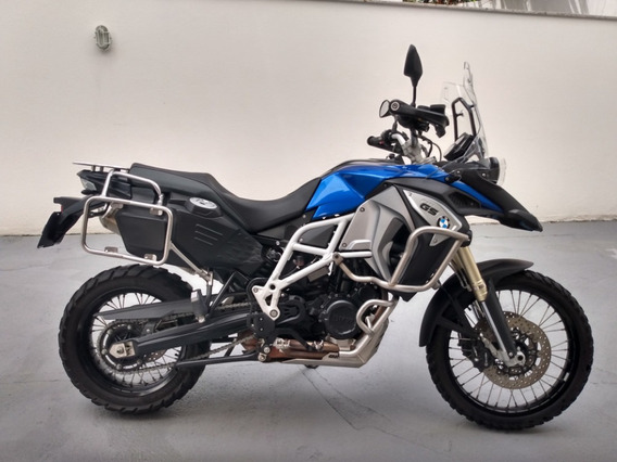 Bmw F800 Gs Adventure 2018 - 20.000km - 45.500,00