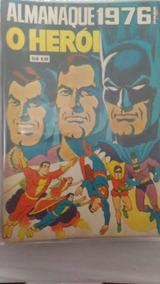 Gibi De 1976 O Herói - Raríssimo