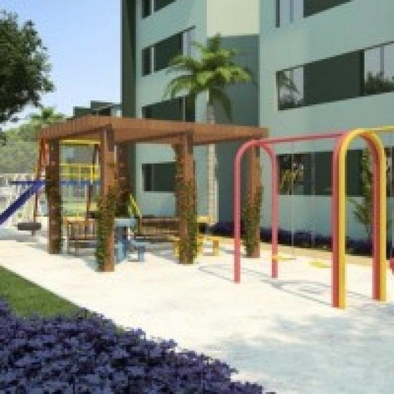 Apartamento Em Pau Amarelo, Paulista/pe De 45m² 1 Quartos À Venda Por R$ 125.000,00 - Ap57422