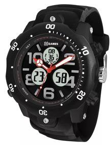 Relógio Masculino Xmppa221 Na Caixa