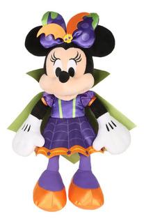 Minnie Peluche Disfraz Halloween Disney Collection 2019