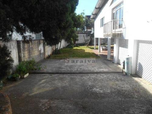 Terreno À Venda, 266 M² Por R$ 750.000,00 - Parque Anchieta - São Bernardo Do Campo/sp - Te0043