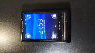 Celular Sony Ericsson Xperia X10 E10a Mini Usado Funcionando