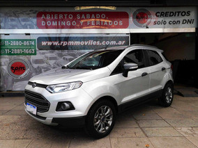 Ford Ecosport 1.6 Freestyle 4x2 2016 Rpm Moviles