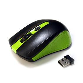 Mouse Sem Fio 2.4 Ghz 1600 Dpi Preto Usb Computador Notebook