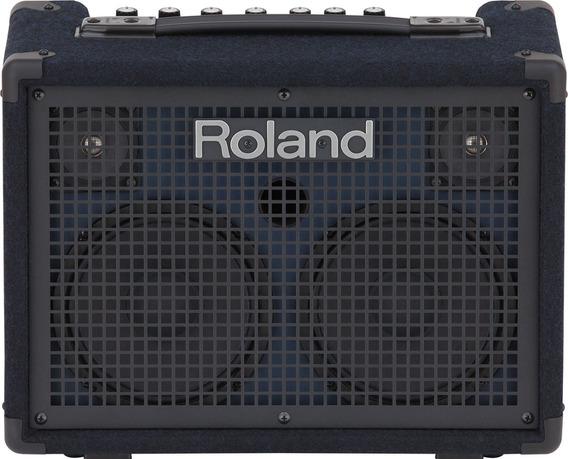 Amplificador Teclado Roland Kc220 Na Loja Cheiro De Música