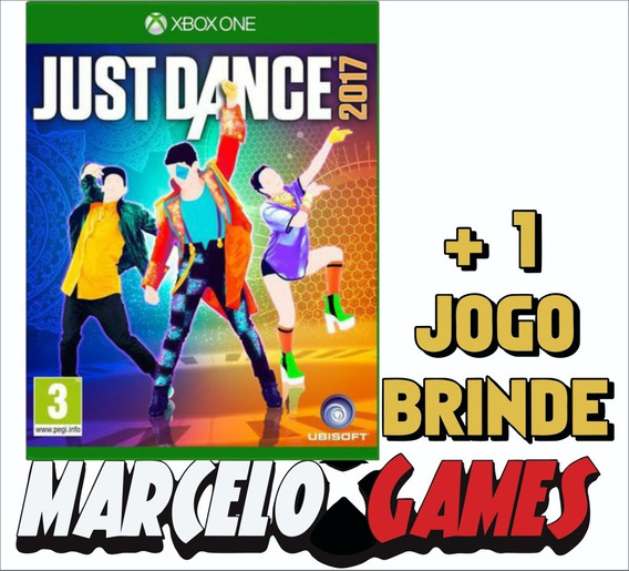 Just Dance 2017 Xbox One Midia Digital