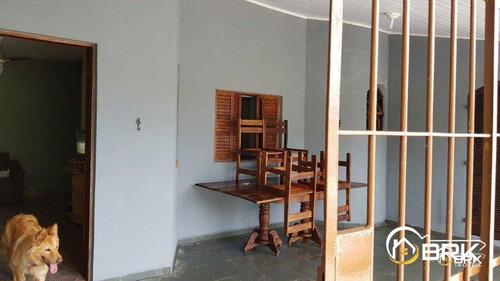 Imagem 1 de 30 de Casa À Venda Por R$ 290.000,00 - Balneário Gaivota - Área Verde - Itanhaém/sp - Ca0767