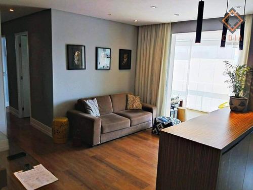 Apartamento Para Compra Com 2 Quartos, 1 Suite E 2 Vagas Localizado Na Lapa - Ap52380