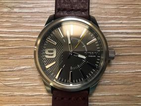 Relógio Diesel Masculino 5 Bar Dz-1802 Semi Novo